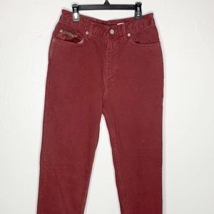 🔺Rusty Red Calvin Klein Jeans🔺